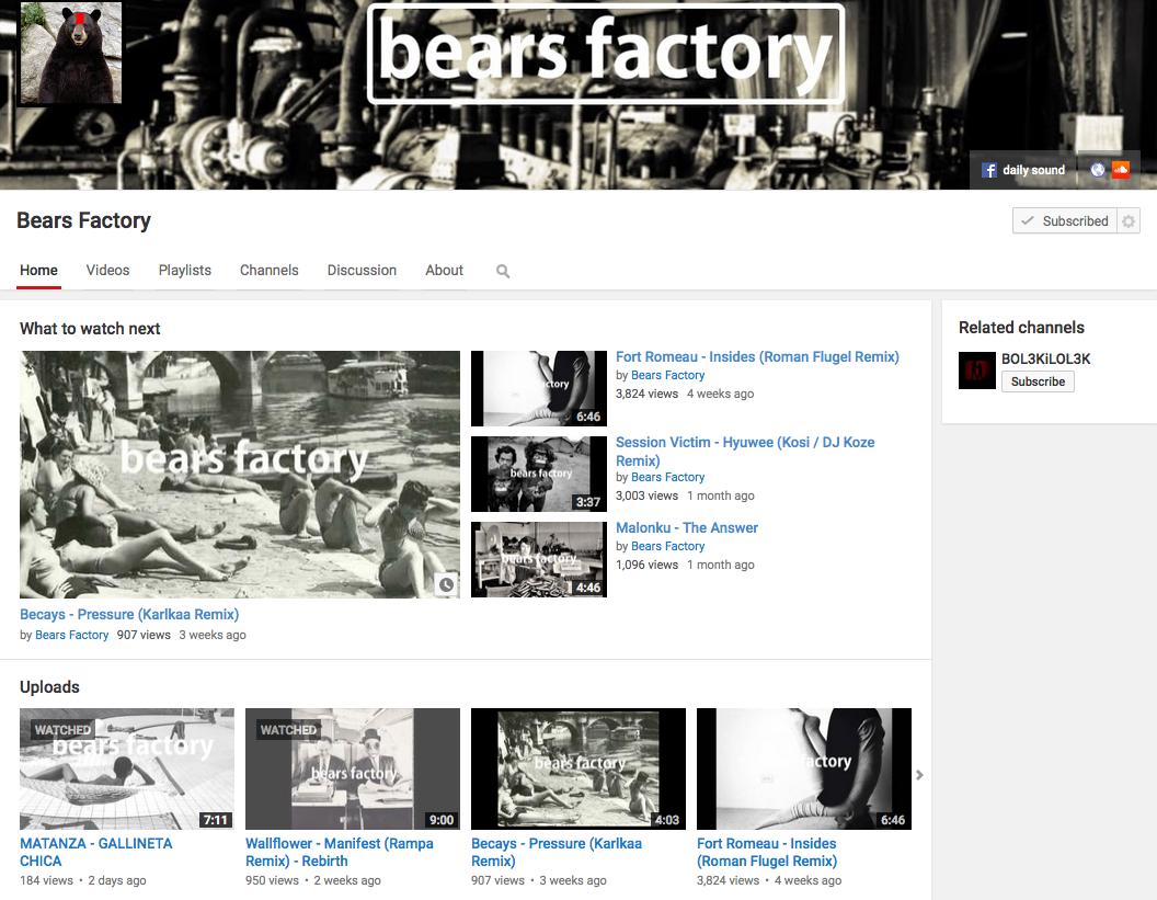 bears-factory